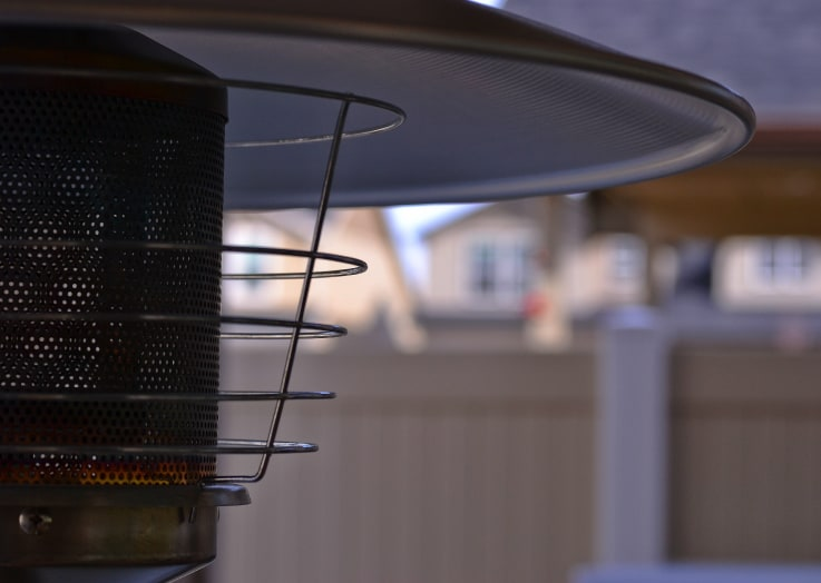 Patio Heater, Outdoor Heater