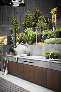 Outdoor Kitchen, BBQ Area, Barbeque, HV Aluminium, Outdoor Living Area