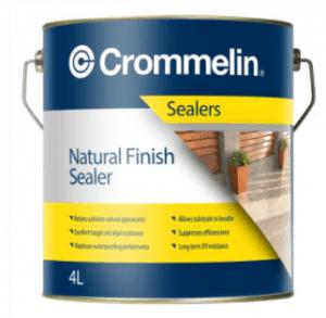 Crommelin Natural Finish Sealer