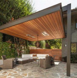 Patio, Outdoor Living Space, HV Aluminium