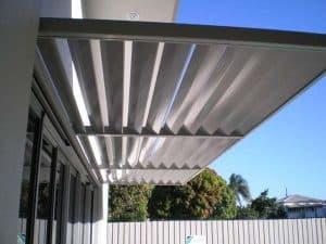 Openign Roof System, Window Awning, HV Aluminium