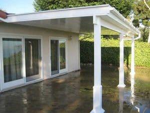 Aluminium Awning, Home Renovation, Waterproof, HV Aluminium