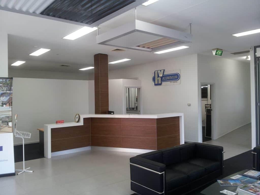 HV Aluminium Office New Lambton