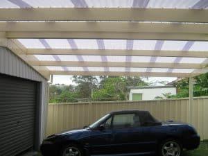 Carport,HV Aluminium