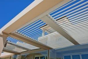 Eclipse Opening Roof System, HV Aluminium