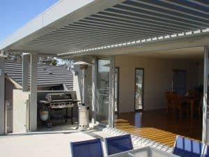 Eclipse Opening Roof System, HV Aluminium