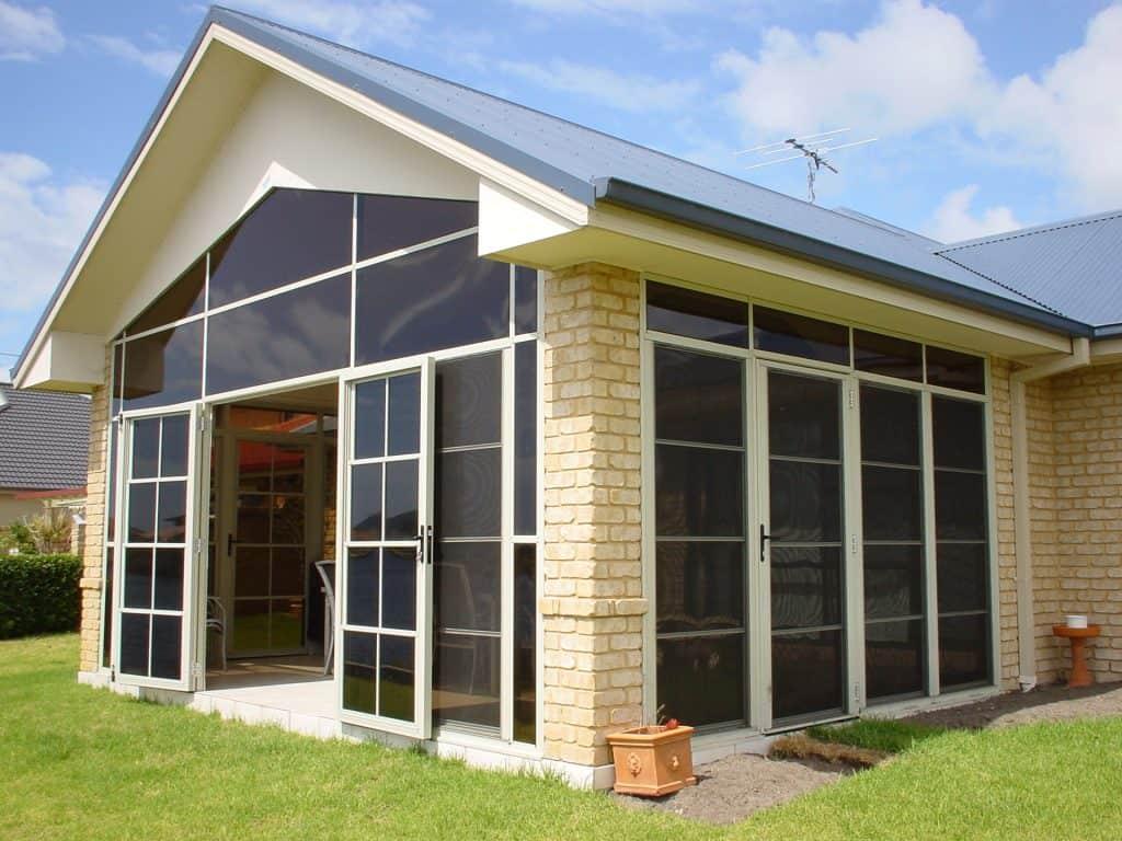 HV Aluminium Paradise Room Exterior