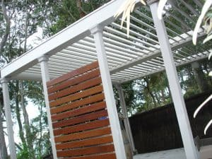 Priva Scrren, Privacy Screen, Backyard Renovations, HV Aluminium