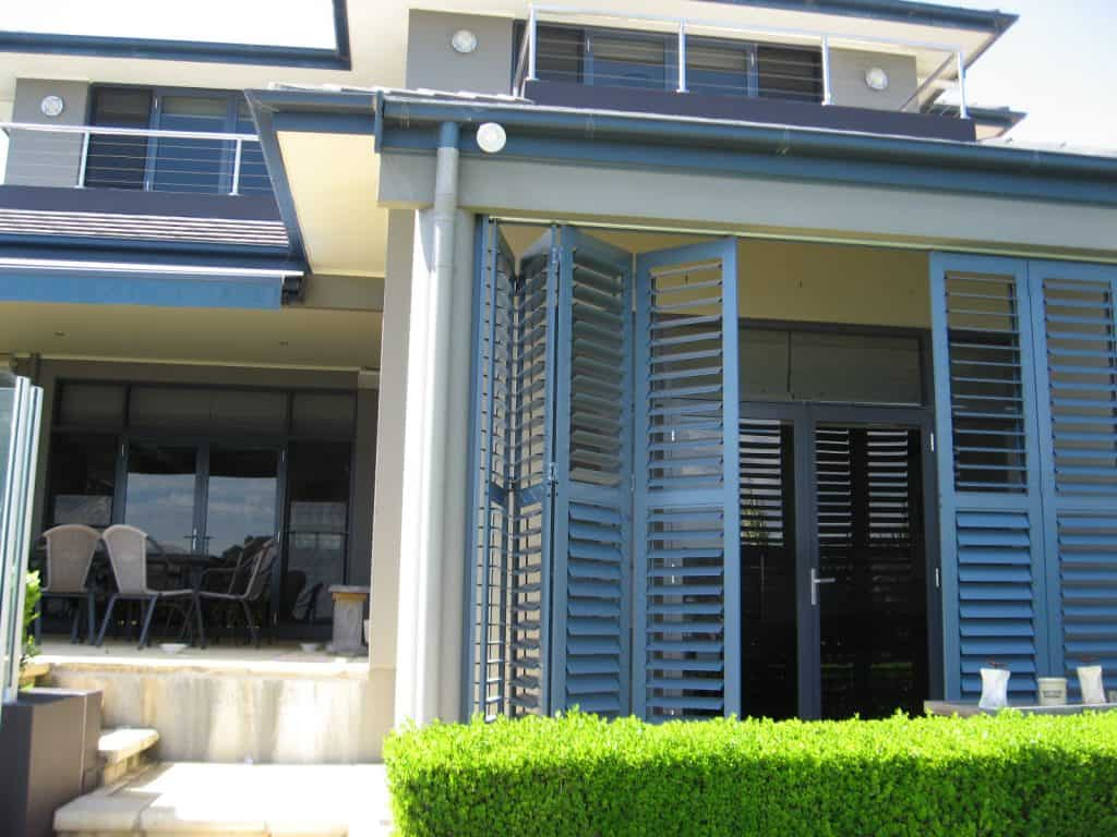 Eclipse Window Shutters
