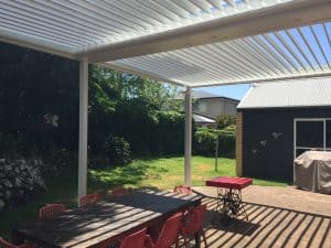 Eclipse Opening Roof, Patio, Pergola, HV Aluminium