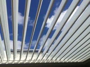 HV Aluminium Eclipse Opening Roof System