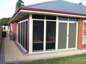 Outdoor Living Space, HV Aluminium