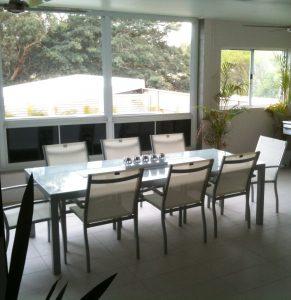 HV Aluminium Paradise Room