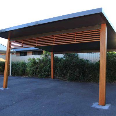 HV Aluminium Carport