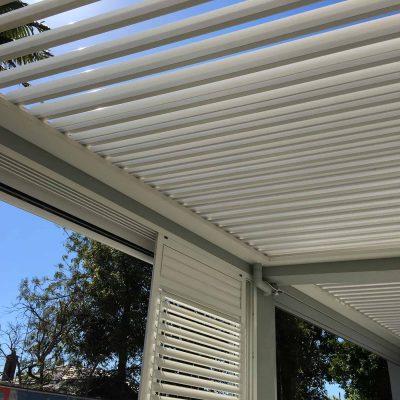 Eclipse Opening Roof Display HV Aluminium