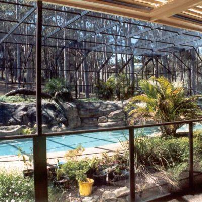 HV Aluminium Florida Pool Enclosure