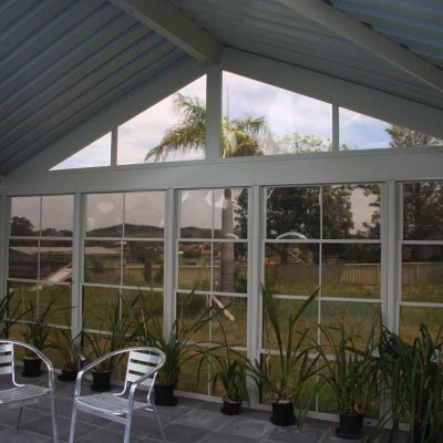Outdoor Room, Outdoor Living, HV Aluminium