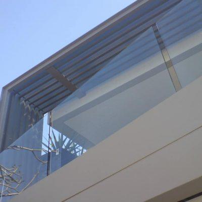 HV Aluminium Eclipse Sun Louvres Roof